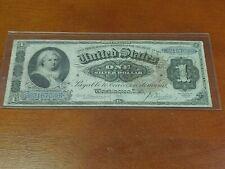 1886 $1 Silver Certificate- Nice