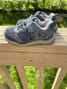 stride rite toddler boys shoes Size 7.5 Wide