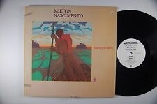 MILTON NASCIMENTO Journey To Dawn PROMO LP A&M SP-4719 Orig. Inner Sleeve KENDUN