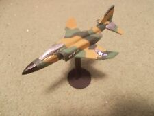 Built 1/144: American McDONNELL-DOUGLAS F-4 PHANTOM II Fighter Aircraft USAF