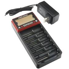 NEW Arrma 18650 Li-Ion 6-Bay Battery Charger Voltage Vehicles FREE US SHIP