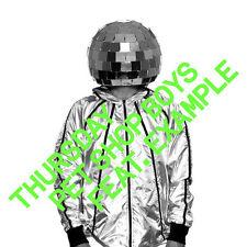 PET SHOP BOYS Feat EXAMPLE  THURSDAY LTD 4-TRACK UK CD SINGLE