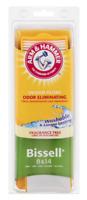Arm & Hammer Vacuum Filter Odor Eliminating Washable Bissell 8 & 14 NEW