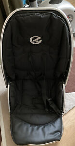 Babystyle Oyster 1 seat unit will fit oyster 2 frame or max uper position though