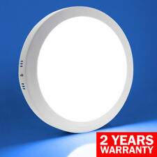 24W LED ROUND SURFACE MOUNT Ceiling Panel Down Light 300mm