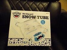 Yeti Snow Tube Inflatable Large Yeti Tube Big Mouth Inc. Over 4 Ft Long *NEW*