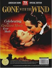 TV Guide Magazine Icon Special Edition - GONE WITH THE WIND (2016)  FREE SHIP!