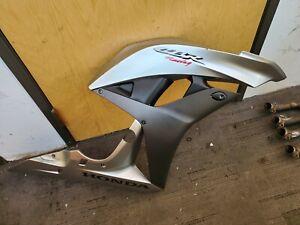 2008 07-12 Honda CBR600RR CBR 600 RIGHT SIDE PLASTIC FAIRING BODYWORK OEM