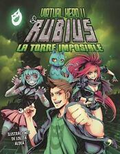 Virtual Hero 2. la Torre Imposible by Elrubius Rubén (2016, Paperback)