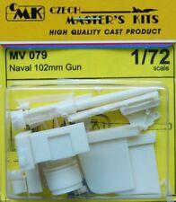 PLANET 1/72 naval 102 mm GUN # mv079