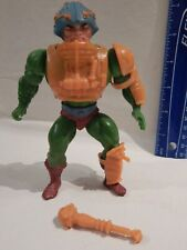 He-Man Masters / Universe MAN-AT-ARMS Loose Complete Stands