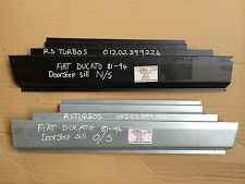 1 SIDE ONlY FIAT Ducato Talbot Express Camper OUTER DOOR SILL 1xLeft or 1x Right