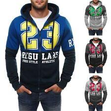 Herren-Kapuzenpullover mit Sweatshirt in Plusgröße