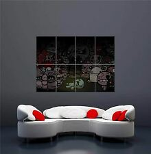 XBOX ONE PS3 PS4 PC GAME BINDING OF ISAAC (2) NEW GIANT ART PRINT POSTER OZ1158