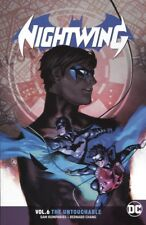 NIGHTWING TPB VOL 6 THE UNTOUCHABLE REPS #35-43 NEW/UNREAD