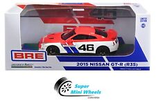 Greenlight 2015 Nissan GT-R (R35) BRE 46 Mijo Exclisives 1:43