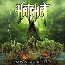 HATCHET-DAWN OF THE END-CD-thrash-metal-havok-fueled by fire-vektor-warbringer