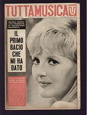 TUTTAMUSICA 47/1964 PETULA CLARK GIANNI MECCIA WARWICK HARDY CELENTANO MINA