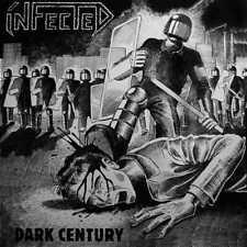 Infected - Dark Century ++ CLEAR LP ++ NEU !!