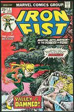 IRON Fist # 2 (John Byrne) (USA, 1975)