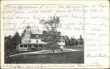 Littleton NH The Maples c1910 Postcard