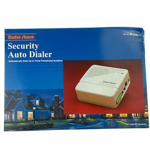 Radio Shack Security Auto Dialer 49-434B New In Box