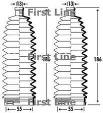 FSG3360 FIRST LINE STEERING GAITER KIT fits Renault Espace IV, Vel Satis