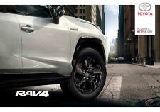 2019 MY Toyota RAV4 XA50 02 / 2019 catalogue brochure Hungarian 44p.