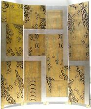 oriental furniture contemporary screen 6'x4 wooden screen room dividers