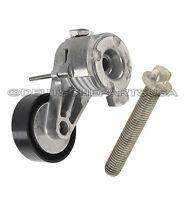 Drive Belt Tensioner + Bolt for Install 11288624196 for BMW E90 E60 E70 X5 SET 2