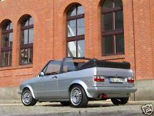 VW Golf 1 Cabrio Verdeck Montage Anleitung Einbau EBA