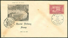 1947 Philippines SPECIAL DELIVERY STAMP First Day Cover