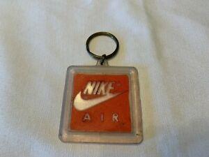 Nike Air Jordan Authentic Shoe Hang Tag/Key Chain Vintage JumpMan Michael Jordan