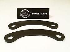 "[SR] Victory Vegas / Kingpin / Hammer 1.5"" Steel Lowering Links Drop Kit (Black)"