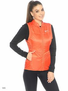 Women's Nike Running Gilet Size Small  689256-852