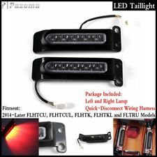 L&R LED Taillights Lamps For Harley Electra Glide Ultra Classic FLHTCU 2014-2019