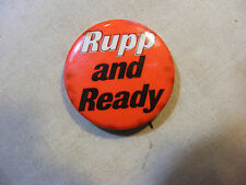 vintage RUPP snowmobile pin