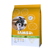 IAMS® PROACTIVE HEALTH PUPPY JUNIOR SMALL AND MEDIUM BREED RICH IN CHICKEN 12KG