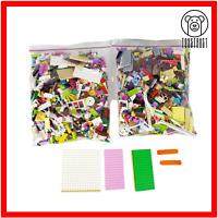 Lego Friends Mixed Bricks Bundle 2.5 kg Job Lot Plates Parts Bulk Pieces Loose