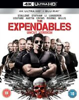 Nuovo The Expendables 4K Ultra HD + Blu-Ray