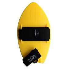 Hydro Bodysurfer Handboard Hand Plane NEW Ray Gill Pro Model Yellow