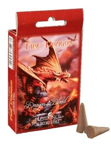 Age of Dragons 'Fire Dragon' Incense Cones by Anne Stokes - Insence! (A103)