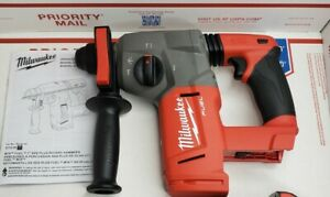 """NEW Milwaukee 2712-20 M18 FUEL 1"""" SDS Plus Rotary Hammer (Tool Only)"""