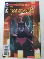 BATWOMAN: FUTURES END #1 (2014) DC COMICS 3-D LENTICULAR MOTION COVER SPECIAL NM