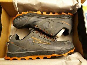 ALTRA Men's AL0A4PE5 Lone Peak 4.5 Trail Running Shoe Hiking - mens size 8