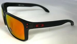 Oakley Holbrook XL - Black Ink with Prizm Ruby Polarized Lens - OO9417-08