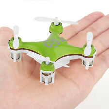 NEW EU STOCK 2.4G 4 Channel Micro RC Quadcopter + Gyro Quadcopter Drone Green