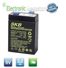 Batterie Per Lampade Di Emergenza Ova.Batteria Lampada Emergenza In Vendita Batterie Ricaricabili Ebay