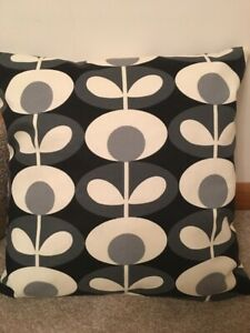 """Orla Kiely TINY STEM BLUSH PINK retro cushion cover 16/"""" 18/"""" 20/"""" 40 45 50cm"""