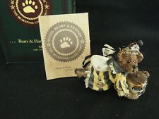 New listing Boyds Bears Ornament Sage Buzzby #25715